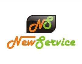 #45 for Design a Logo for NewServiceWebHost.com af inspiringlines1