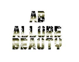 #78 untuk Design a Logo and favicon for Allure Beauty oleh andreealorena89