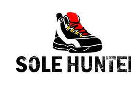 #6 para Design a Logo for Sole Hunter Sneaker Store por juliejeon001