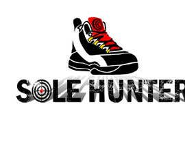 #17 untuk Design a Logo for Sole Hunter Sneaker Store oleh juliejeon001