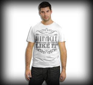 #19 untuk Design a T-Shirt for Company oleh adrianusdenny
