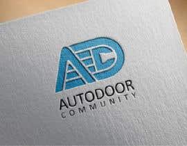 #130 untuk Design a Logo for autodoorcommunity.com oleh rz100
