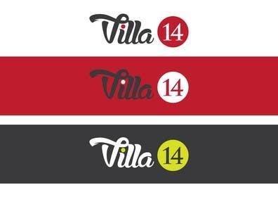 #54 untuk Design a Logo for Villa 14 oleh TangaFx