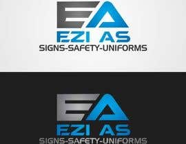 #19 untuk Design a Logo for business name Ezi As oleh strokeart