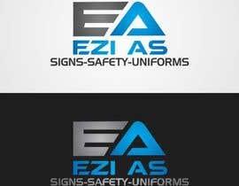 Nro 19 kilpailuun Design a Logo for business name Ezi As käyttäjältä strokeart