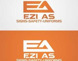 #20 untuk Design a Logo for business name Ezi As oleh strokeart