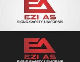 #24 untuk Design a Logo for business name Ezi As oleh strokeart