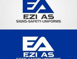 #32 for Design a Logo for business name Ezi As by strokeart