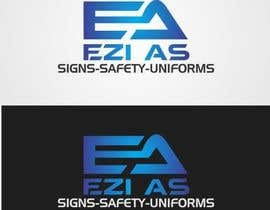#33 untuk Design a Logo for business name Ezi As oleh strokeart