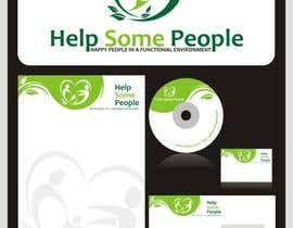 #78 for Develop a Corporate Identity for helpsomepeople Organization af indraDhe