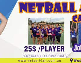 #12 for Design a Banner for Netball Carnival by adidoank123