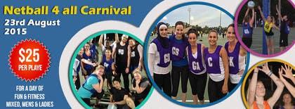 Nro 20 kilpailuun Design a Banner for Netball Carnival käyttäjältä skmamun