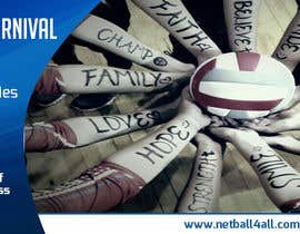 #18 for Design a Banner for Netball Carnival by Atletikos