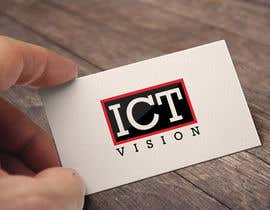 Nro 56 kilpailuun Design a Logo for ICT Vision käyttäjältä mdrassiwala52