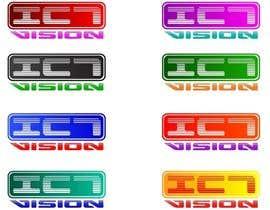 #74 for Design a Logo for ICT Vision af muhammadjunaid65