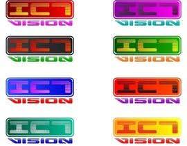 #75 for Design a Logo for ICT Vision af muhammadjunaid65