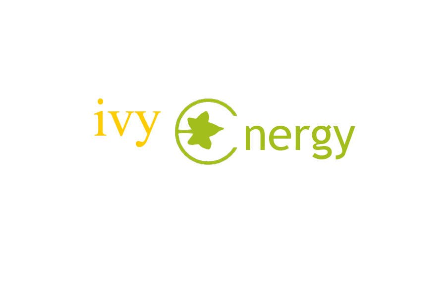Natečajni vnos #334 za Logo Design for Ivy Energy