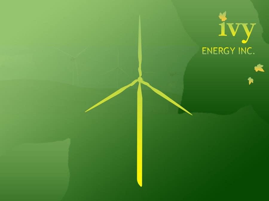 Inscrição nº                                         129                                      do Concurso para                                         Logo Design for Ivy Energy