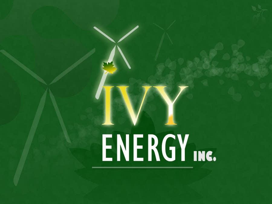 Inscrição nº                                         137                                      do Concurso para                                         Logo Design for Ivy Energy