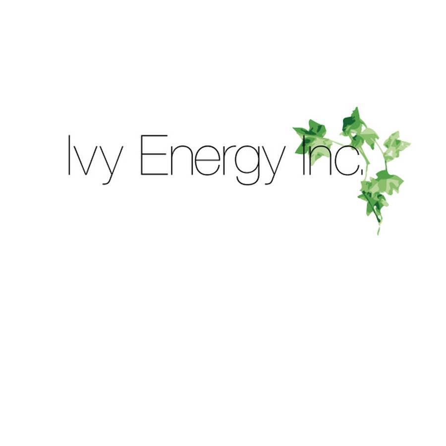 Natečajni vnos #59 za Logo Design for Ivy Energy