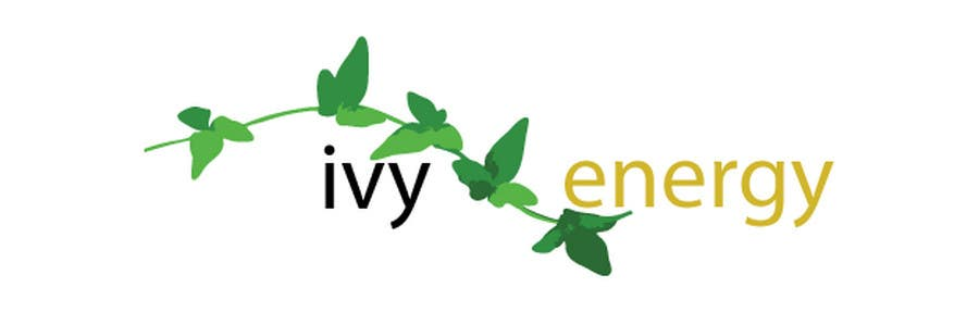 Penyertaan Peraduan #321 untuk Logo Design for Ivy Energy