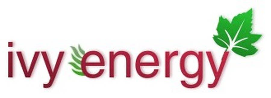 Inscrição nº                                         76                                      do Concurso para                                         Logo Design for Ivy Energy