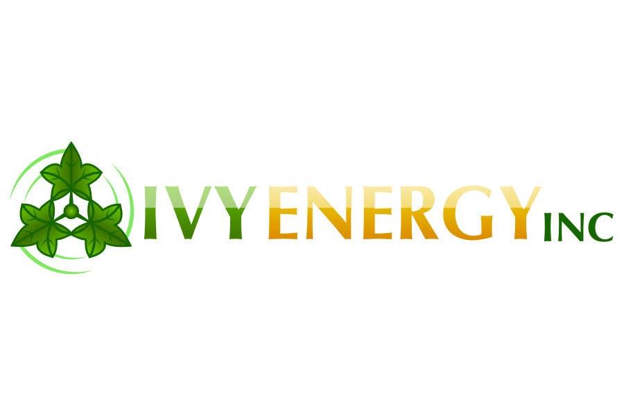 Penyertaan Peraduan #272 untuk Logo Design for Ivy Energy