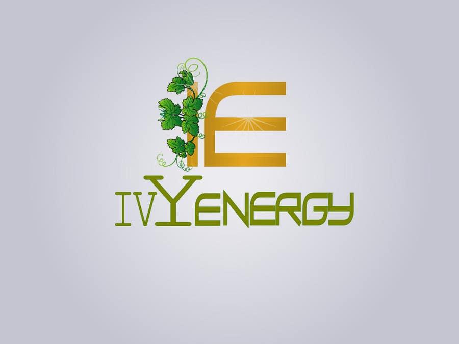 Inscrição nº                                         223                                      do Concurso para                                         Logo Design for Ivy Energy