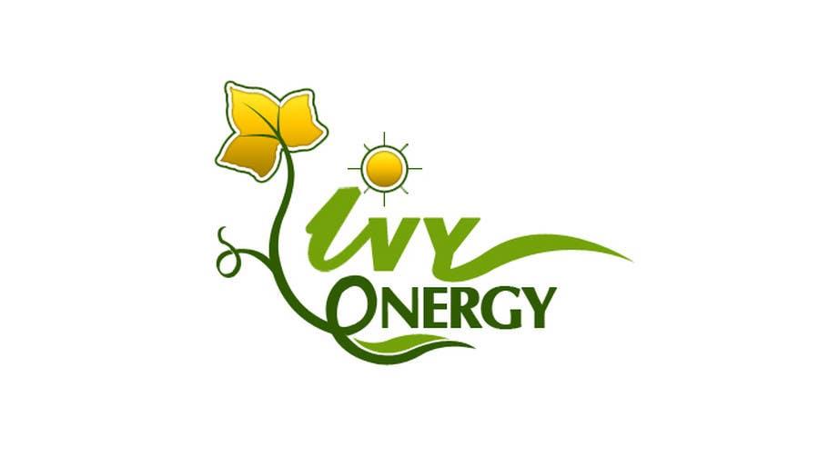 Inscrição nº                                         175                                      do Concurso para                                         Logo Design for Ivy Energy