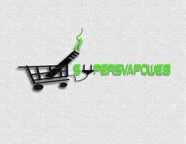 Nro 27 kilpailuun Disegnare un Logo for an ecommerce of electronic cigarette käyttäjältä akshaykalangade