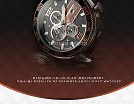 #2 untuk Design a Flyer for a luxury watch store oleh silvi86