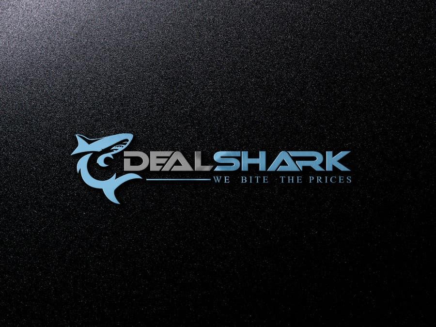 Konkurrenceindlæg #100 for Design a Logo for a website (DEAL SHARK)