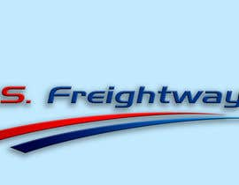 #282 para Logo Design for U.S. Freightways, Inc. por alfonxo23