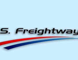 #192 para Logo Design for U.S. Freightways, Inc. por alfonxo23