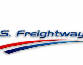 #316 para Logo Design for U.S. Freightways, Inc. por alfonxo23