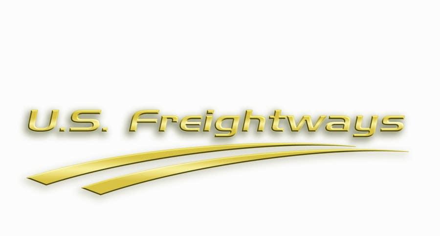 Конкурсная заявка №207 для Logo Design for U.S. Freightways, Inc.