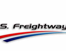 #193 for Logo Design for U.S. Freightways, Inc. af alfonxo23