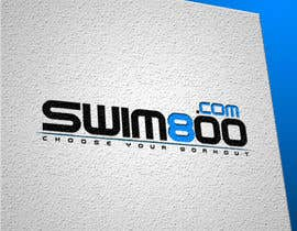 #19 for Design a Logo for swim800.com by borivojbrankov