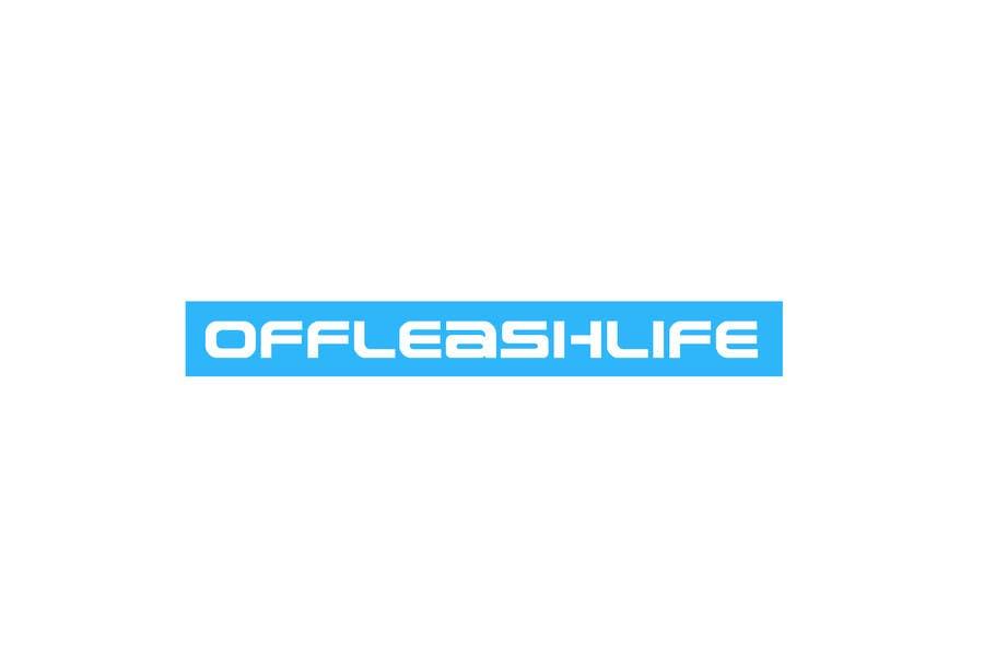 Inscrição nº 2 do Concurso para Design a Logo for #offleashlife