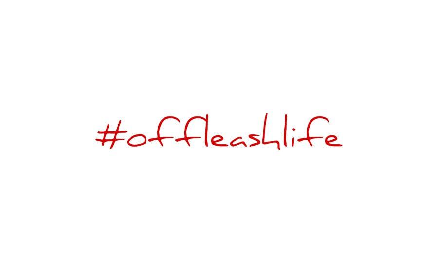 Inscrição nº 22 do Concurso para Design a Logo for #offleashlife