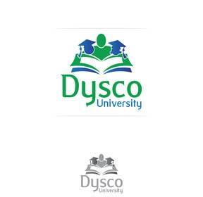 #10 untuk Diseñar un logotipo for Dysco University oleh feroznadeem01