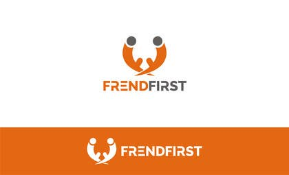 #55 for Frendzfirst logo design af usmanarshadali