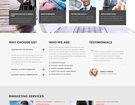 #9 for Make my website more professional by webdesign4u2004