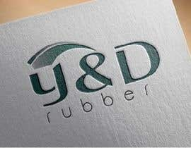 #23 for Design a Logo for yd rubber by akterfr