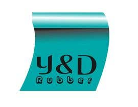 #28 for Design a Logo for yd rubber by akterfr