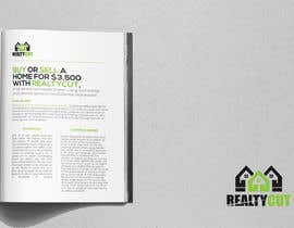 Nro 38 kilpailuun Design an Advertisement for RealtyCut käyttäjältä visualoutline