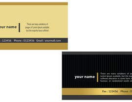 #9 para Design a Business Cards for us por designerit99