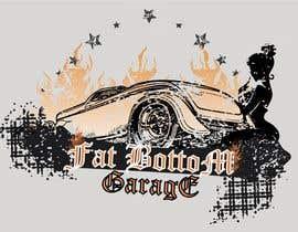 Nro 65 kilpailuun Design a Logo for Fat Bottom Garage käyttäjältä EvaLisbon