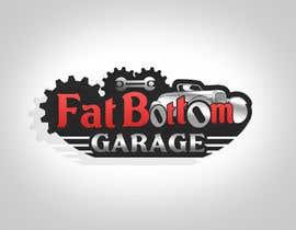 Nro 50 kilpailuun Design a Logo for Fat Bottom Garage käyttäjältä gautamrathore