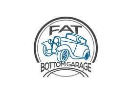 Nro 39 kilpailuun Design a Logo for Fat Bottom Garage käyttäjältä sampathupul